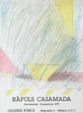 Albert Ràfols-Casamada: Galeria Ponce, 1979
