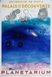 Raoul Dufy: Planetarium, 1956