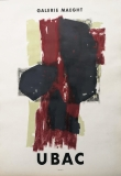 Raoul Ubac: Galerie Maeght, 1955