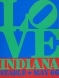 Robert Indiana: LOVE, 1966