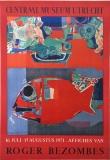 Roger Bezombes: Centraal Museum Utrecht, 1971