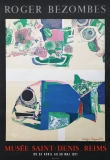 Roger Bezombes: Musée Saint Denis, 1971