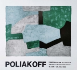Serge Poliakoff: Galerie im Erker, 1966
